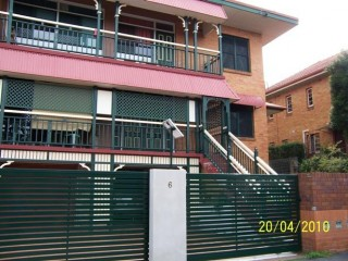 View profile: One bedroom apartment - partly furnished