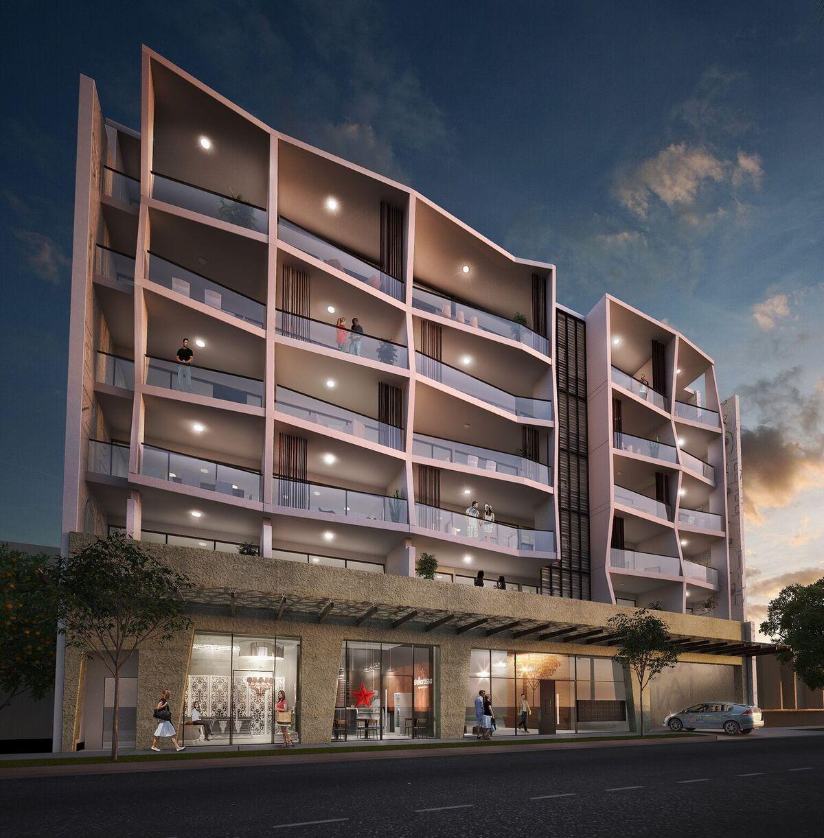 Top floor executive apartment, great value