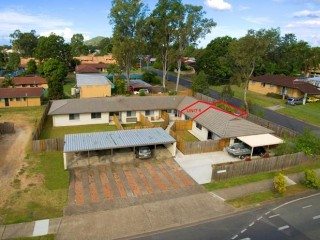 View profile: Unit in small block with off street parking