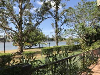 View profile: Unspoilt views of the Brisbane river