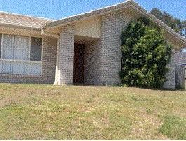 Great size family home with good size backyard!