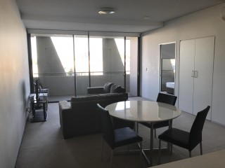 View profile: Large furnished two bedroom apartment