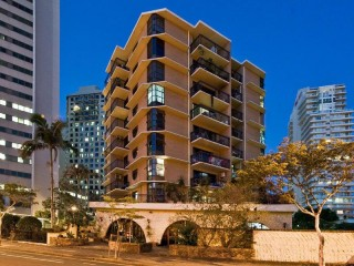 View profile: Top floor unit in the heart of Brisbane